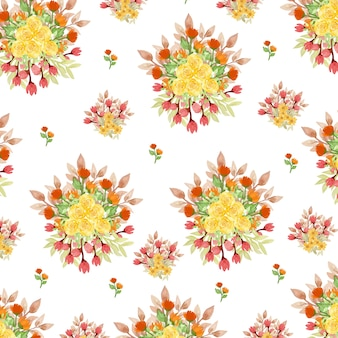 Flower Bouquet Pattern