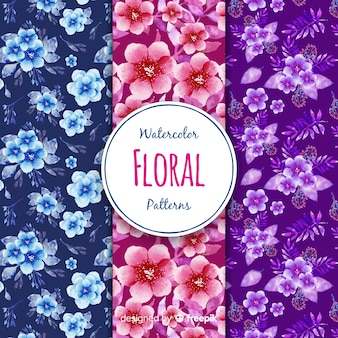 Flower pattern collection