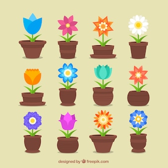 Pot vectors photos and psd files free download flowerpots ccuart Image collections