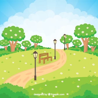 Garden Vectors Photos And Psd Files Free Download