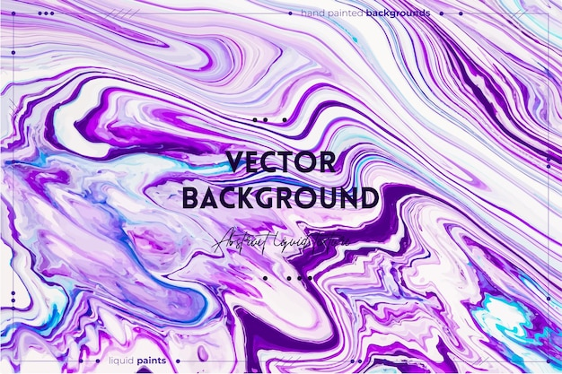유체 아트 질감 소용돌이 페인트 효과와 추상적인 배경 액체 아크릴 그림