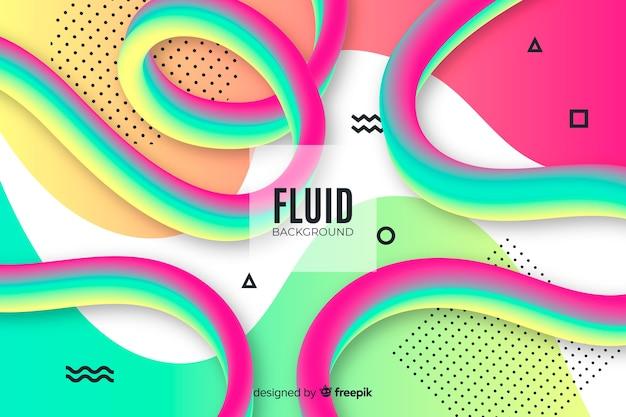 Fluid background