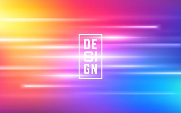 Fluid colorful shapes composition trendy mesh gradients.