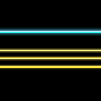 Fluorescent lines. abstract glow line for design card, scientific conference invitation, school education wallpaper, t shirt, bag print, modern workshop advertising, shop sale poster etc.