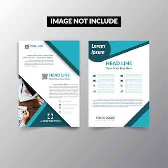 Flyer Design Business  Brochure