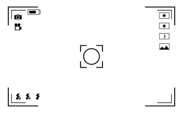 Focus camera design