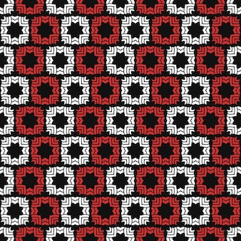 Folk background for ceramic or floor pattern design