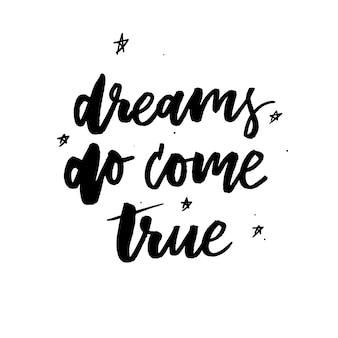 Follow your dreams card.