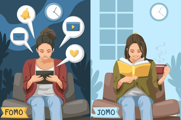Fomo, or the fear of missing out, is a phenomenon that many people experience on a daily basis,