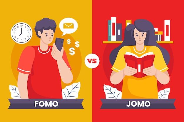 Фомо против джомо