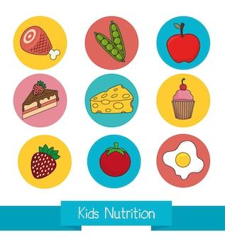 Дизайн продуктов питания.