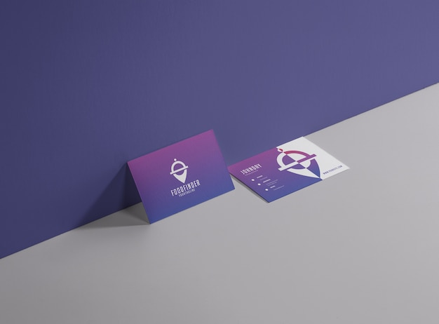 Food and drink business card