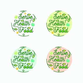 Food logotype