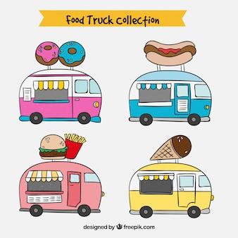 Коллекция грузовых автомобилей
