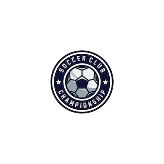 Football club bagde, championship , soccer logo
