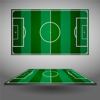 Pitch vectors photos and psd files free download for Disegno 3d free