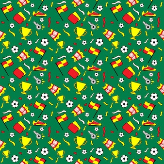 Football pattern 1