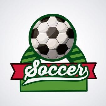 Дизайн футбольного футбола