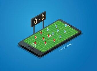 Football soccer live online