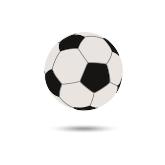 Football vector soccerball