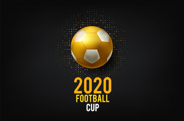 Football world championship cup background soccer