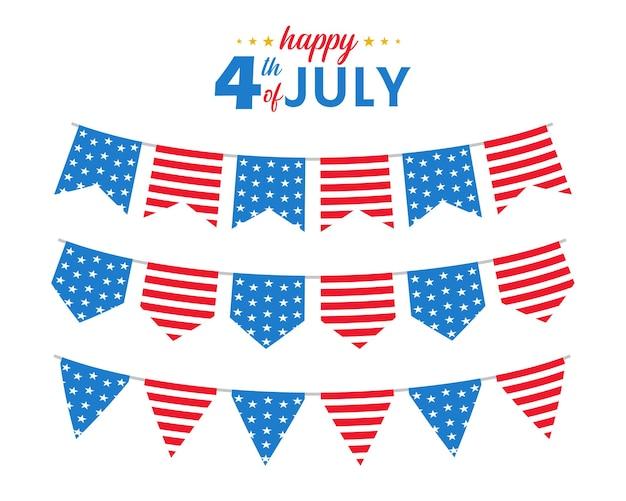 Для празднования дня независимости америки