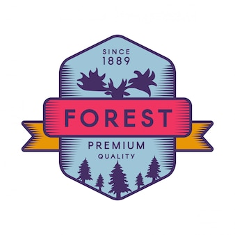 Forest logotype