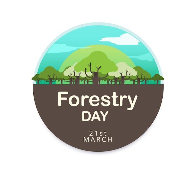 Forestry day logo