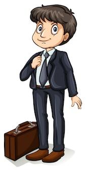 A formal man