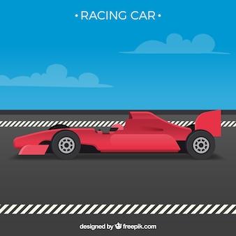 포뮬러 1 경주 용 자동차