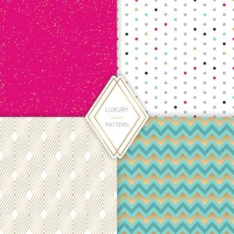 네 가지 패턴