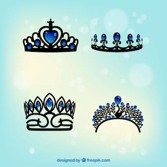 Quattro corone principessa