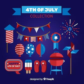 Четвертое июля элемент коллекции