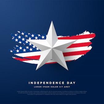 미국 독립 기념일 7 월 4 일
