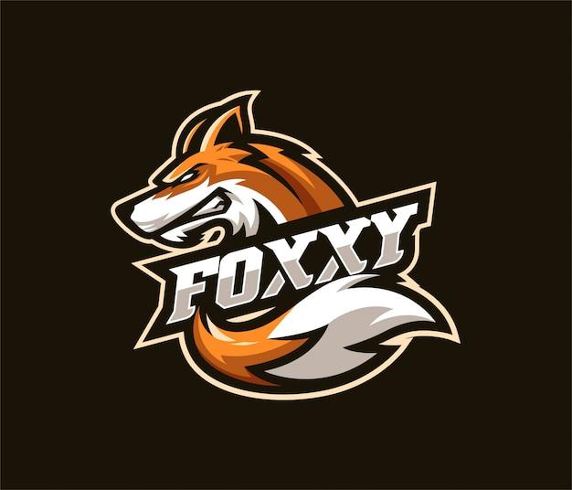 Fox esportのロゴ