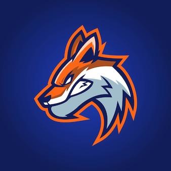 Fox esportsロゴ