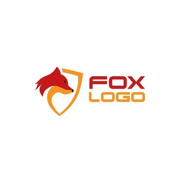 Логотип fox head