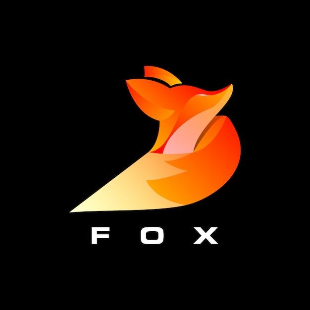 폭스 로고 디자인