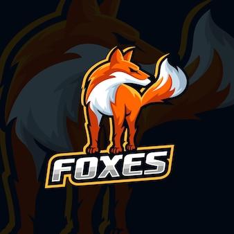 Фокс логотип вектор
