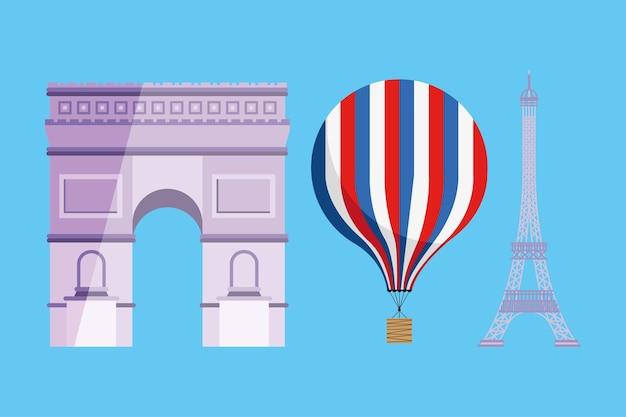 フランス文化のアイコン
