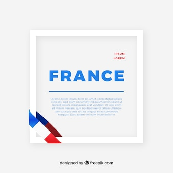France frame