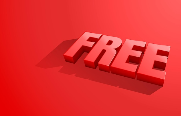 無料のバナー要素、現在の市場オファー