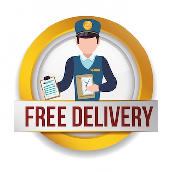 Free delivery design