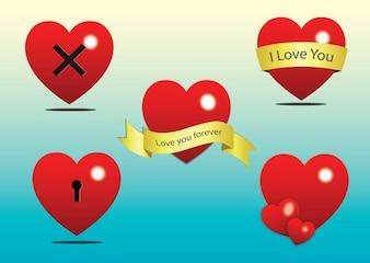 Free Heart Vector Clip Art