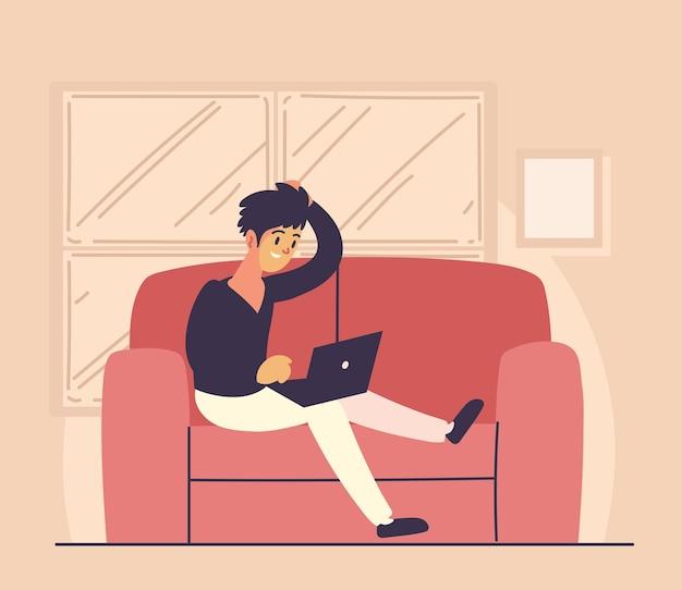 Freelance work at home
