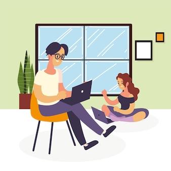 Freelancers job at home