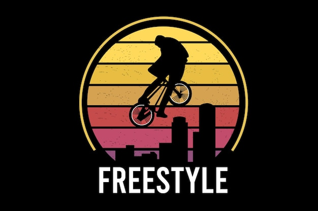 Freestyle color yellow and orange