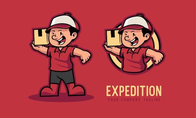 Логотип экспедитора