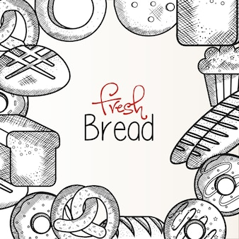 Свежий хлеб знак