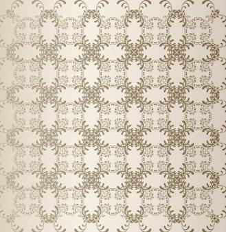 Fresh floral seamless pattern